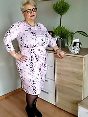 Busty dressed grannies 5