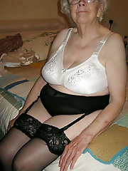 Stunning old females as you love