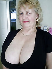 Delicious experienced woman in good shape