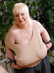 Vera frm Sankt Petersbourg - NN bbw granny sexy as hell