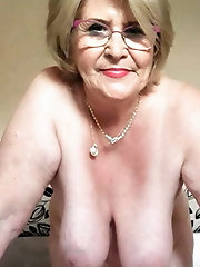Alluring mature females want to fuck with vibrator