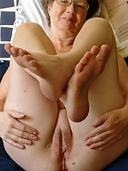 Assorted Granny Pussy 33