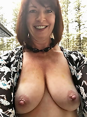 Yeah thats right. im a sucker for big long granny nipples