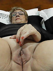 Remarkable mature mistress in ideal shape